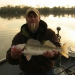 Saginaw Bay Fishing Report 10/31/2013