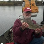 Saginaw Bay Fishing Report 11/15/2013