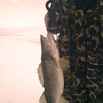 Saginaw Bay Fishing Report 02/13/2014