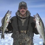 Saginaw Bay Fishing Report 03/20/2014