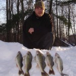 Saginaw Bay Fishing Report 03/27/2014