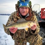 Saginaw Bay Fishing Report 04/03/2014