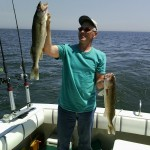 Saginaw Bay Fishing Report 07/10/2014