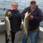 Harbor Beach Fishing Report 07/16/2014