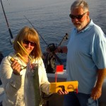 Harbor Beach Fishing Report 7/28/2014