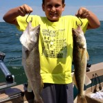 Saginaw Bay Fishing Report 07/24/2014