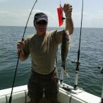 Saginaw Bay Fishing  08/28/2014