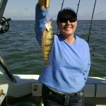 Saginaw Bay Fishing Report 08/21/2014