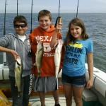 Saginaw Bay Walleye Report  8/23/2014