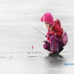 Saginaw Bay Area Fishing Report  01/21/2016
